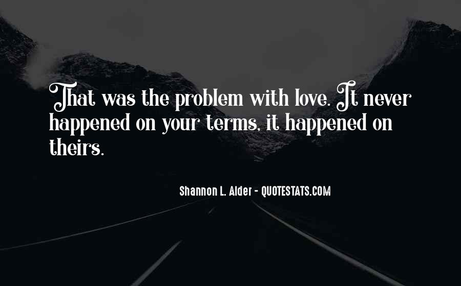 Quotes About Standards Love #17583