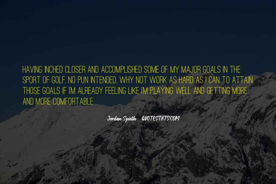 Work Hard Sports Quotes #1477107