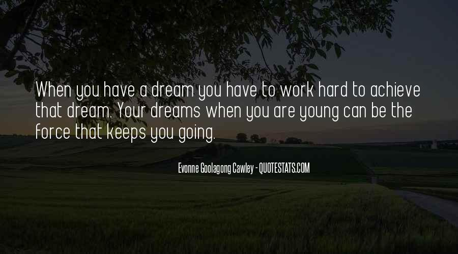 Work Hard Sports Quotes #1555446