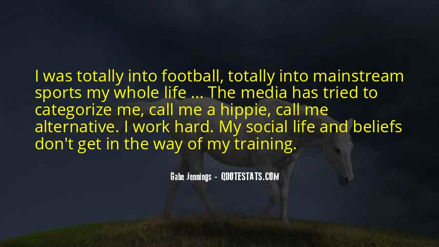 Work Hard Sports Quotes #1562615
