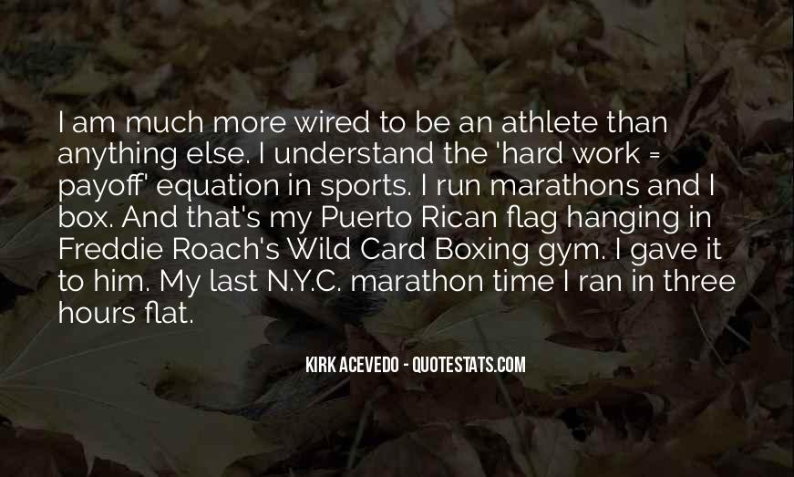 Work Hard Sports Quotes #1650336