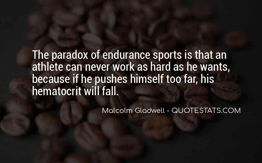 Work Hard Sports Quotes #1814868