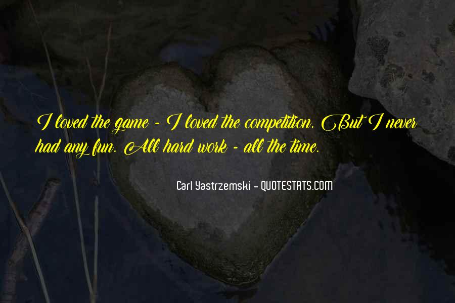 Work Hard Sports Quotes #1815531
