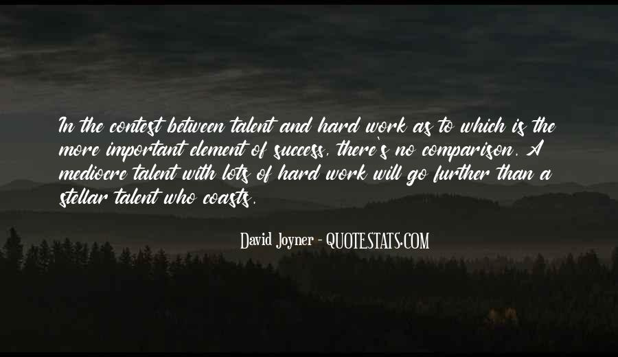 Work Hard Sports Quotes #646572