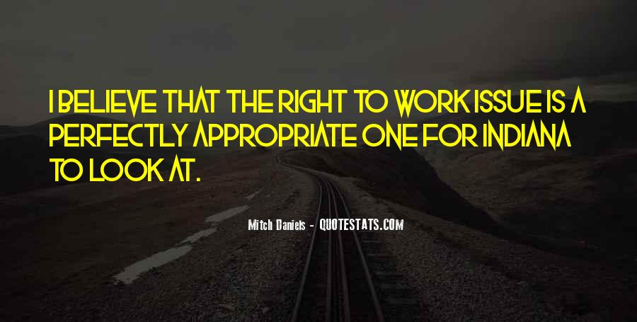 Work Isn't Everything Quotes #3124
