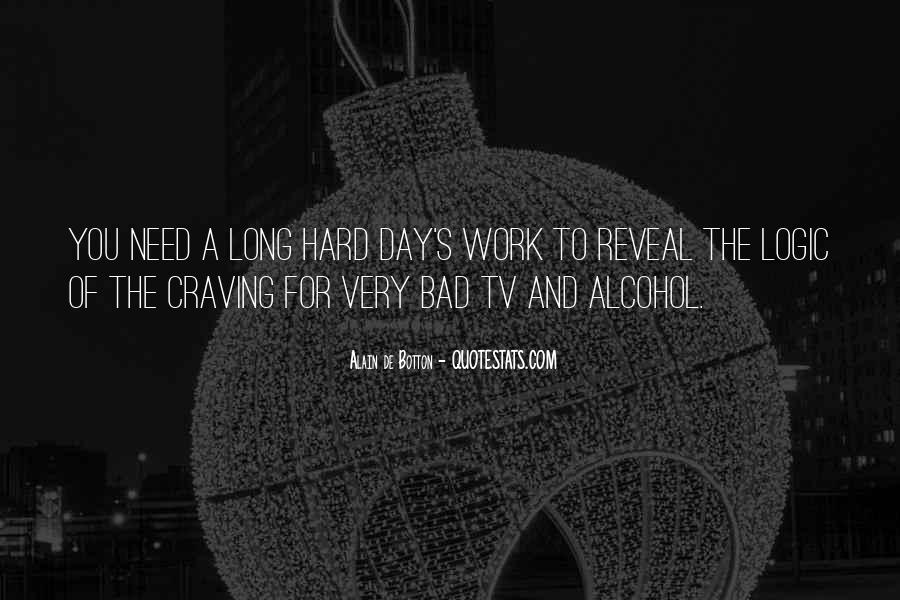 Work Out Alcohol Quotes #957507