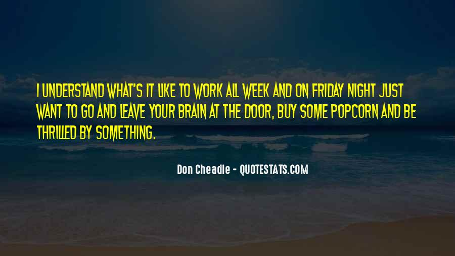 Work Week Over Quotes #119913