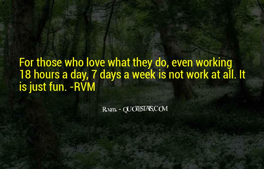 Work Week Over Quotes #177011