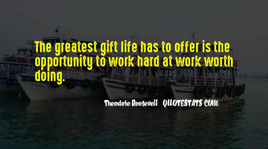 Work Worth Doing Quotes #1288765