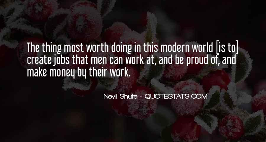 Work Worth Doing Quotes #797860