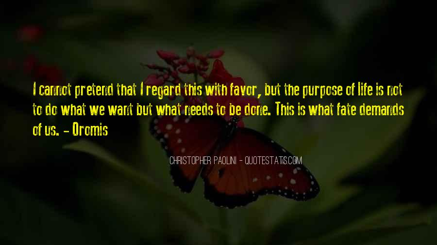 Quotes About Living With Purpose #188892