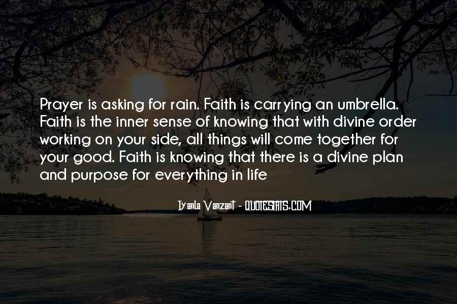 Working In The Rain Quotes #1675743
