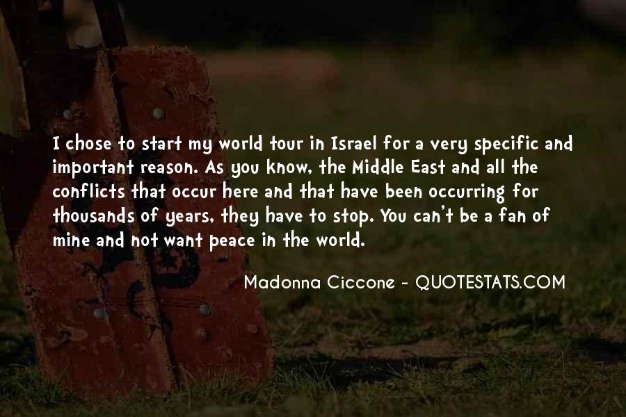 World Conflicts Quotes #1847866