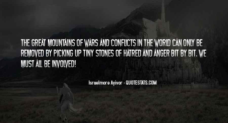 World Conflicts Quotes #240626