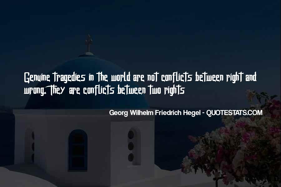 World Conflicts Quotes #544116
