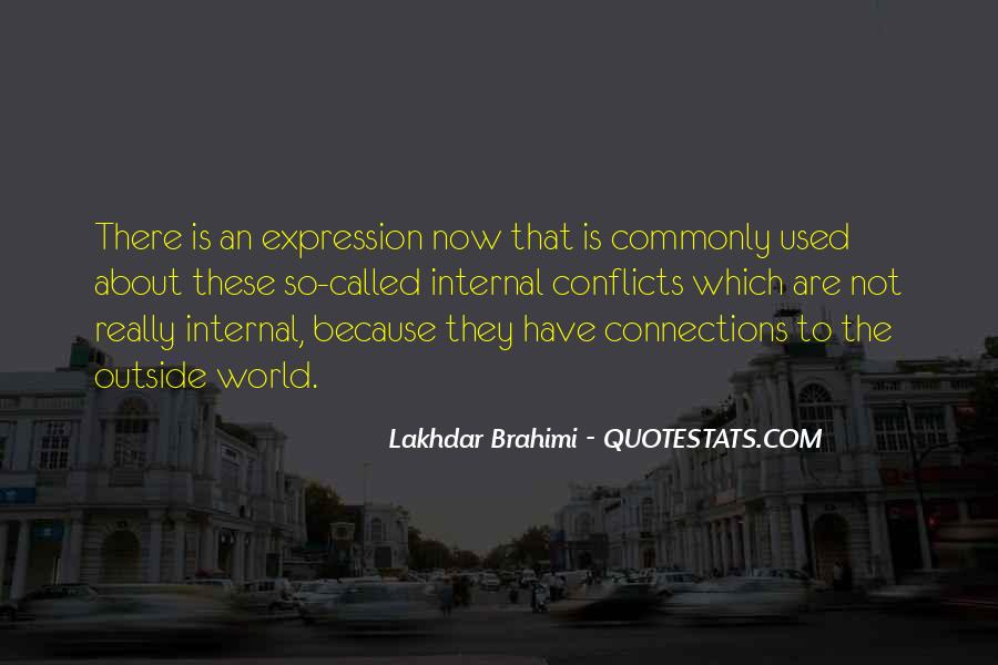 World Conflicts Quotes #65089