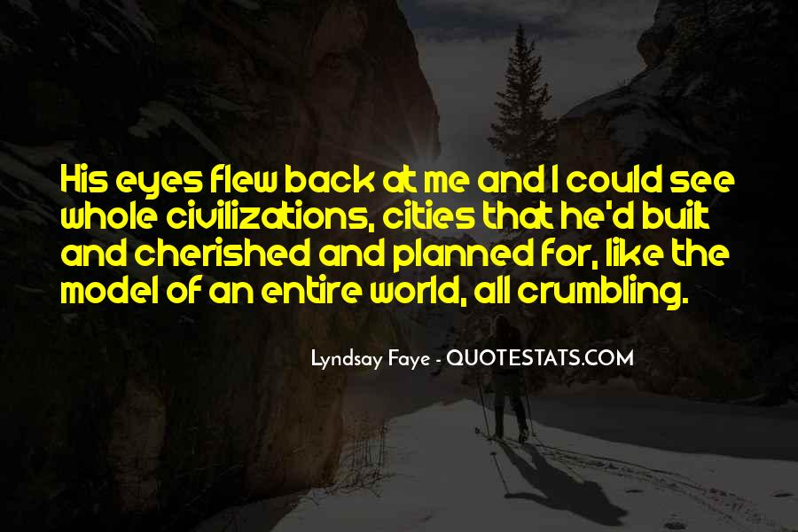 World Crumbling Quotes #103305