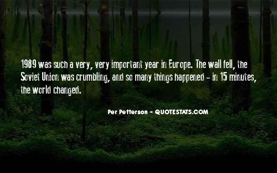 World Crumbling Quotes #1049350