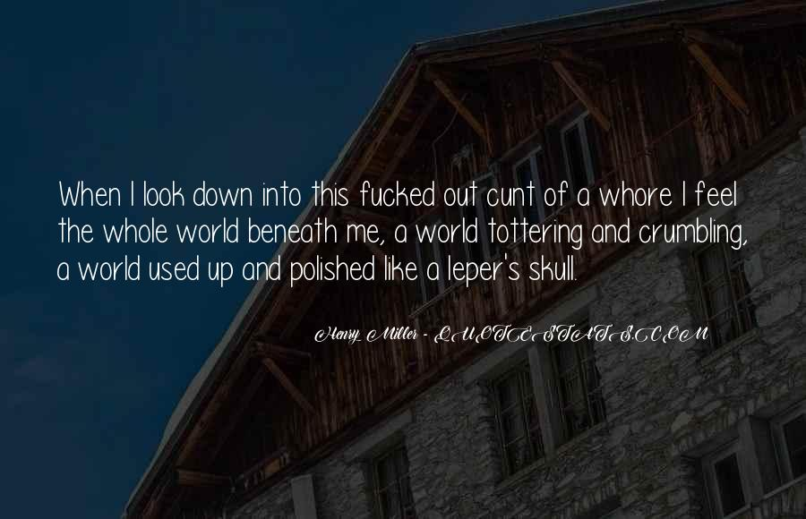 World Crumbling Quotes #1177670