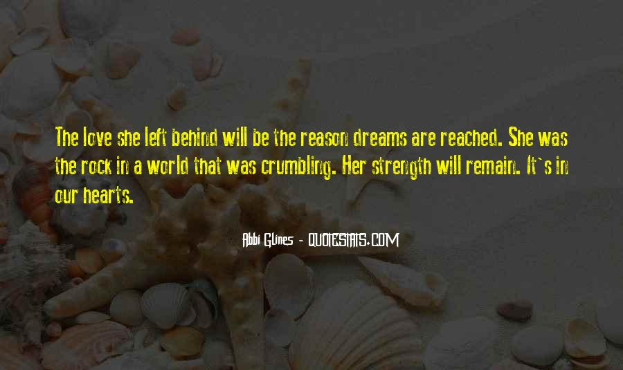 World Crumbling Quotes #1259209