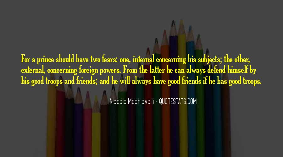 Quotes About Two Good Friends #1374732