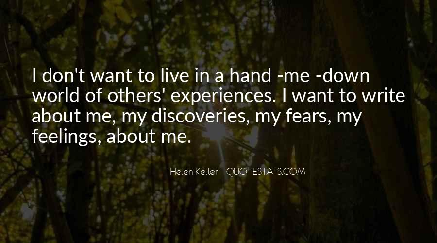 World In My Hand Quotes #1082850