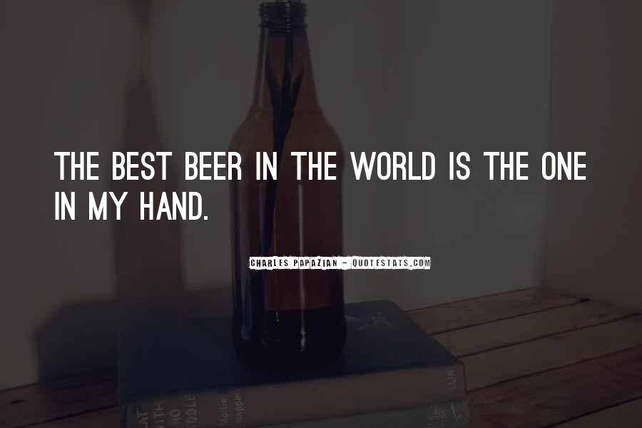 World In My Hand Quotes #1220360