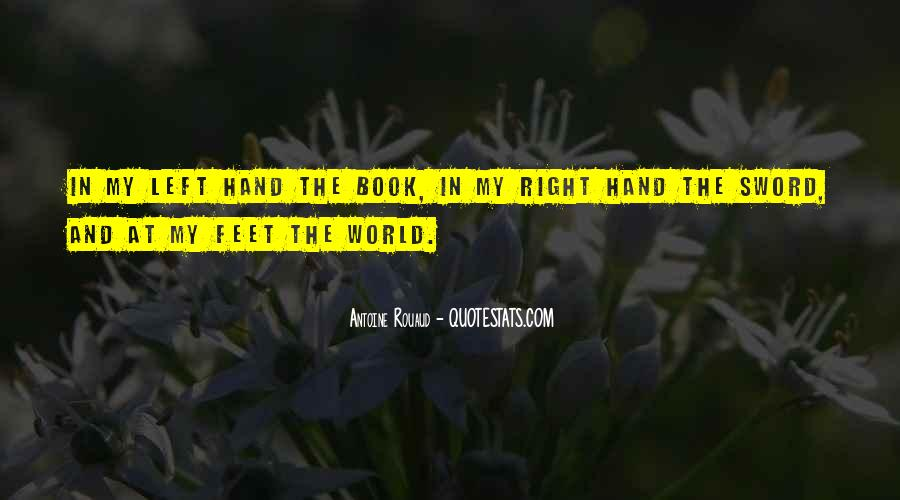 World In My Hand Quotes #1342455