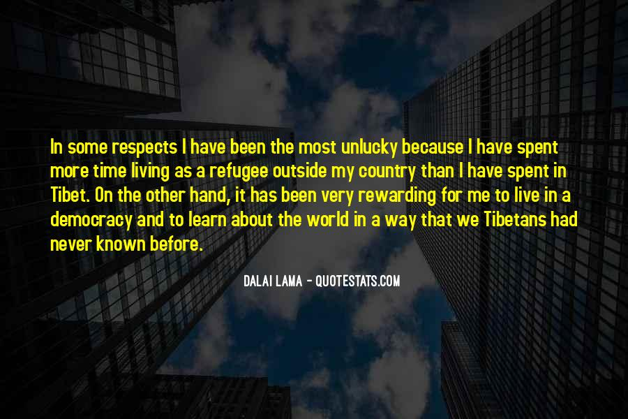 World In My Hand Quotes #1649175