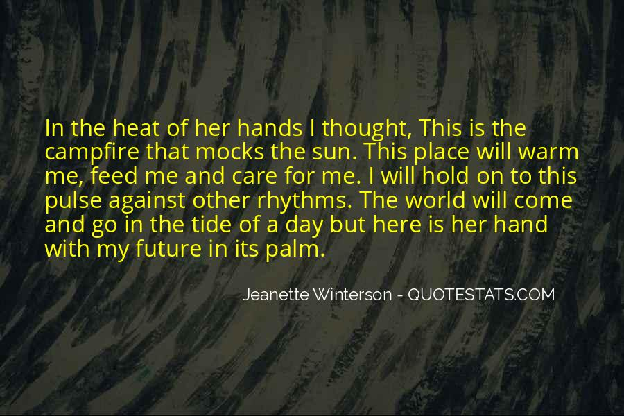 World In My Hand Quotes #219641
