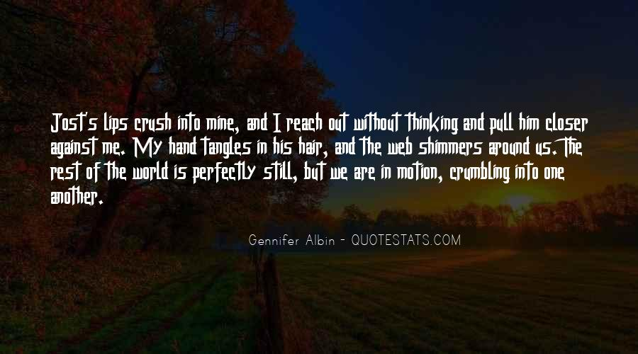 World In My Hand Quotes #240332