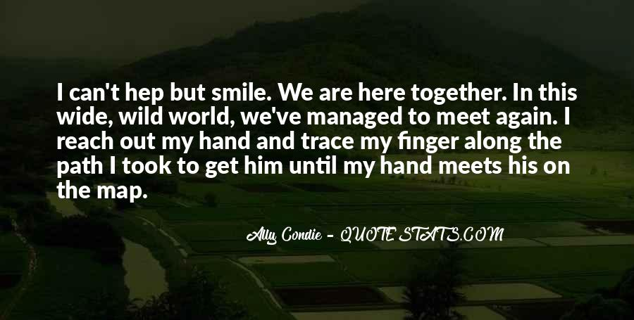 World In My Hand Quotes #63872
