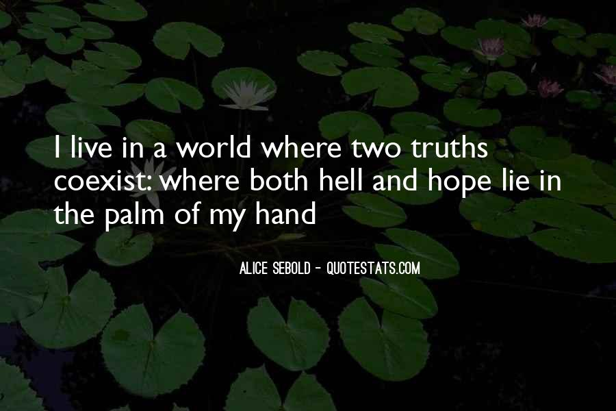 World In My Hand Quotes #666174