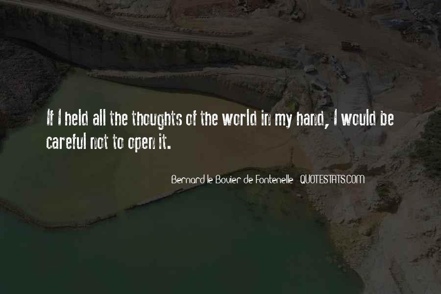 World In My Hand Quotes #796448
