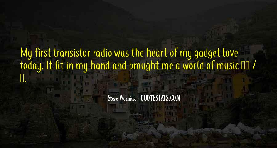 World In My Hand Quotes #914129