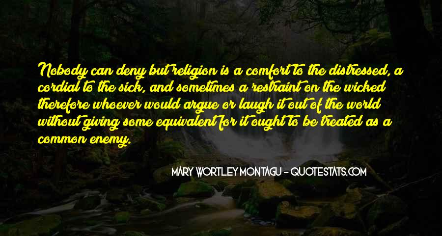 World Is Sick Quotes #1190276