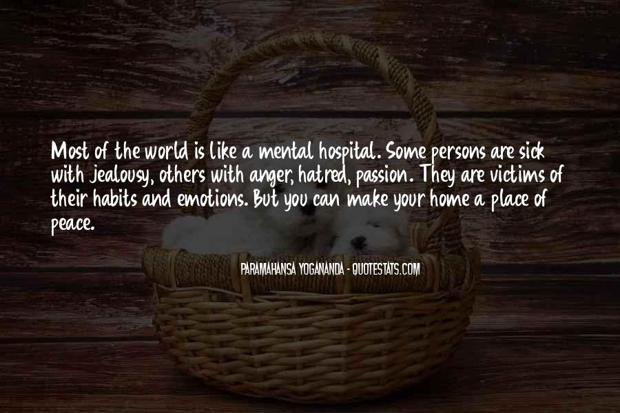 World Is Sick Quotes #1578491