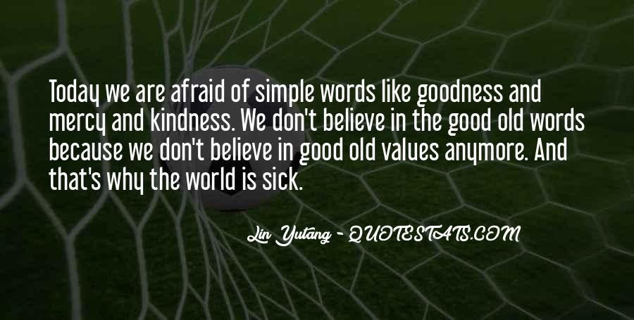 World Is Sick Quotes #517261