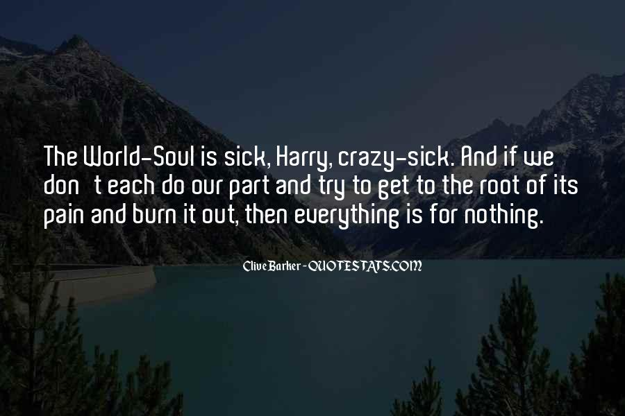 World Is Sick Quotes #793581
