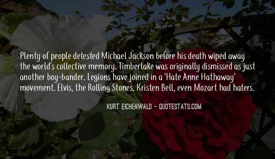 World Of Hate Quotes #178310