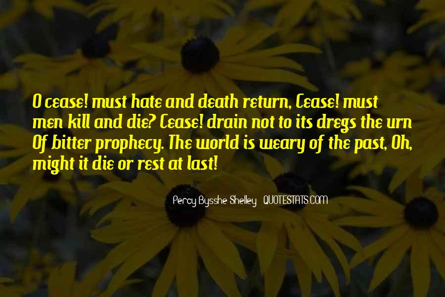 World Of Hate Quotes #665223
