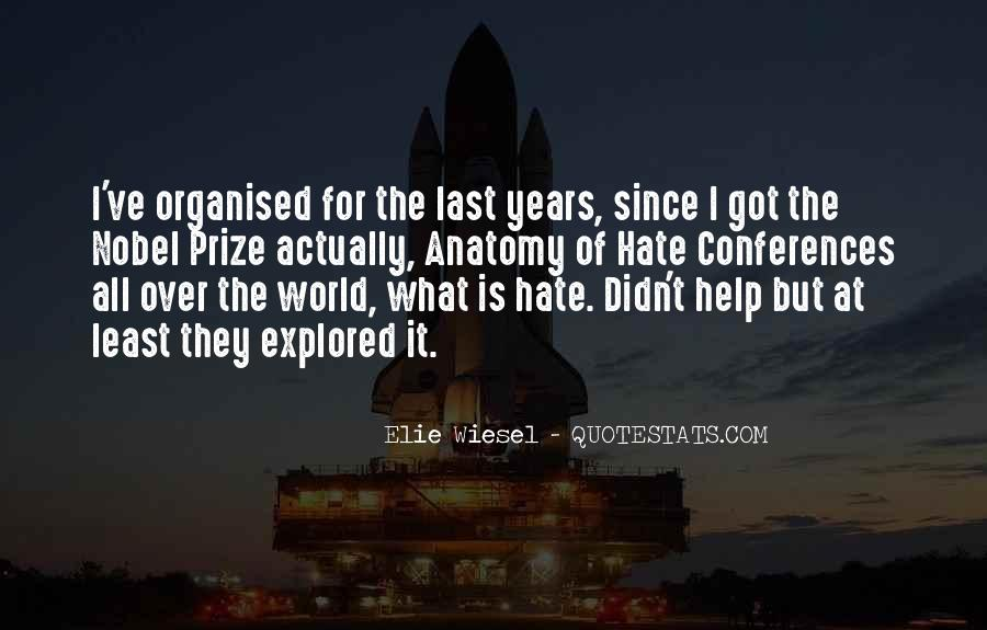 World Of Hate Quotes #670028