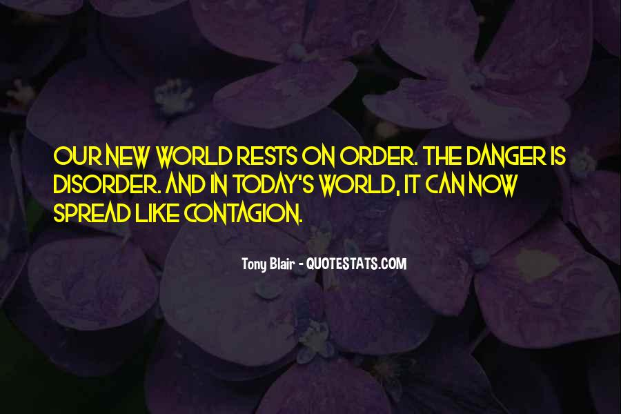 World Order Quotes #47975