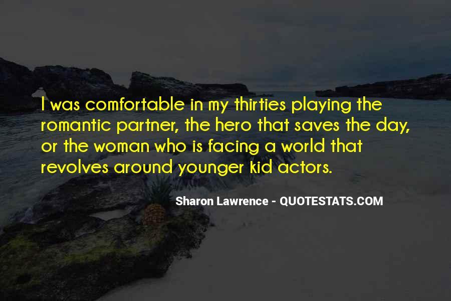 World Revolves Around You Quotes #1412970