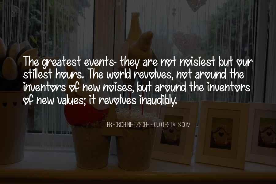World Revolves Around You Quotes #243473