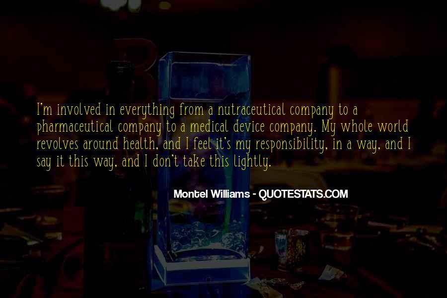 World Revolves Around You Quotes #250666