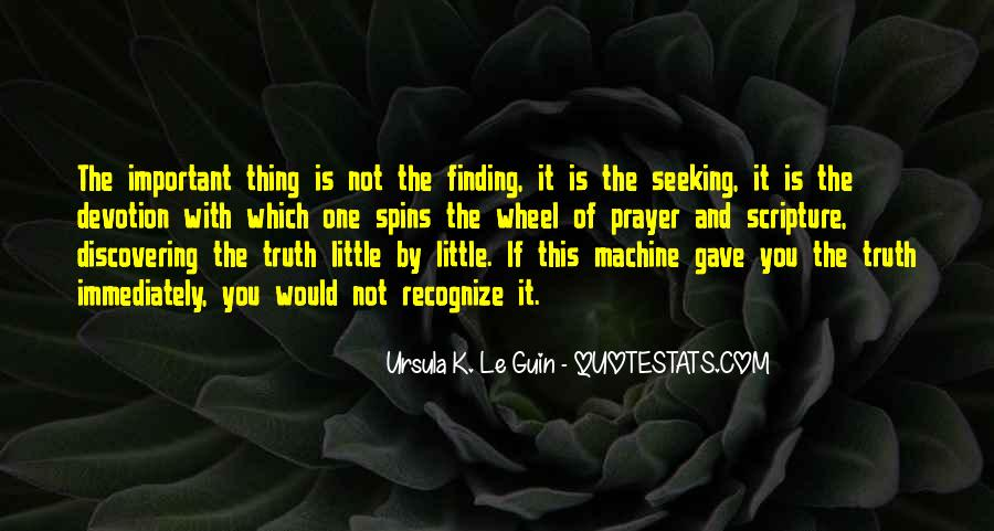 Quotes About Finding Your Truth #240960