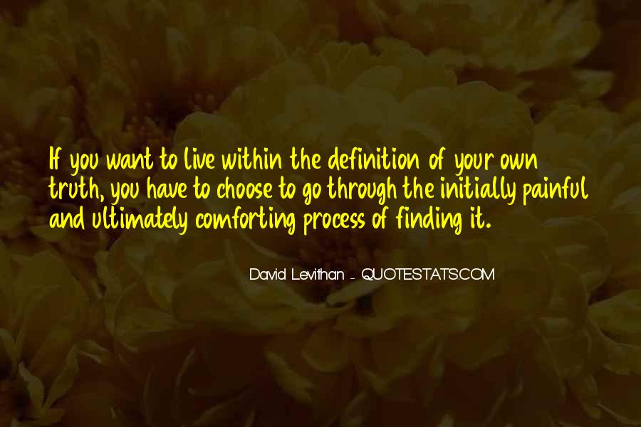Quotes About Finding Your Truth #302058