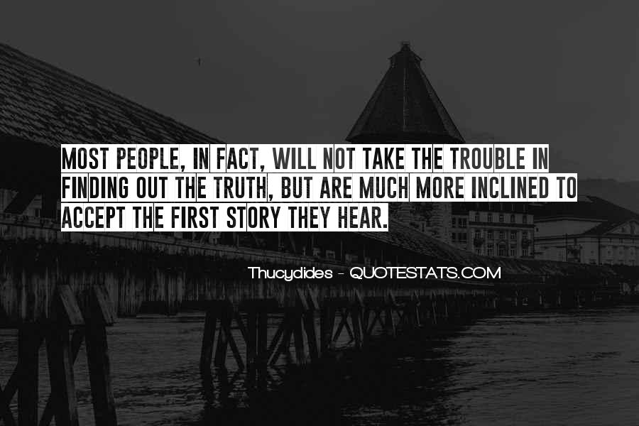 Quotes About Finding Your Truth #42881