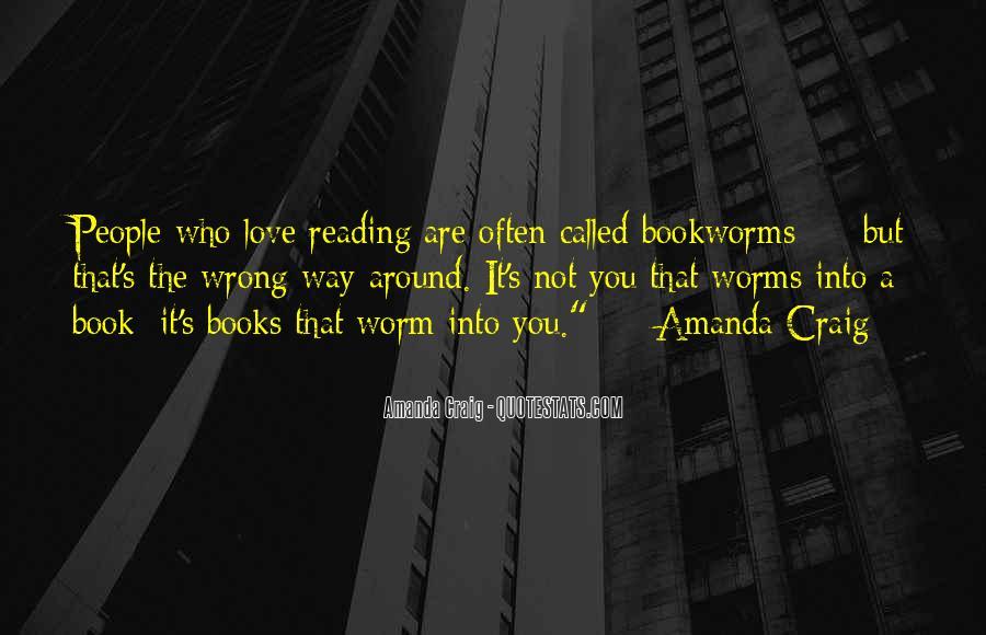 Worm Love Quotes #1750762